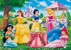 Princesas-disney (140 pieces)