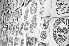 algunos dibujos 2. Tomás Dintrans