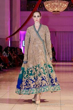 Umar Sayeed at International Bridal Wedding Fashion and Jewelry Week 2013