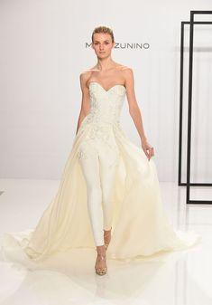 Mark Zunino For Kleinfeld - Runway - New York Fashion Week: Bridal October 2016