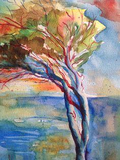 """sogni e arte: """"pino solitario """""""