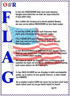 what is flag day about