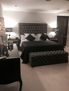 Home Interior Bedroom .Home Interior Bedroom Dream Rooms, Dream Bedroom, Home Bedroom, Mirror Bedroom, Bedroom Apartment, Small Master Bedroom, Master Bedrooms, Stylish Bedroom, Easy Home Decor
