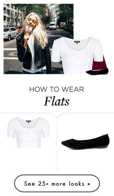 """""""« pyper »"""" by touchme-loveme on Polyvore featuring Topshop and Breckelle's"""
