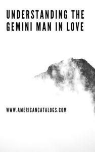 gemini man behaviour in love with aquarius woman