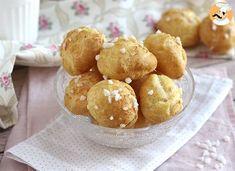 Chouquettes, choux con azúcar perlado, Receta Petitchef