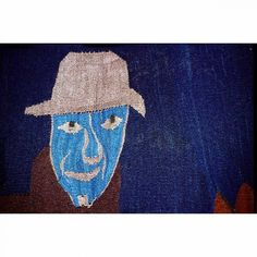 Hannah Ryggen / tapestry