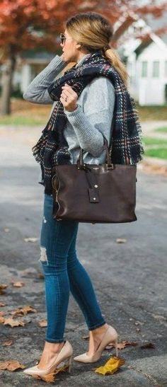 61 Trending Fall Outfits Ideas to Get Inspire Teen Fall Outfits, Teen Fashion Outfits, Spring Outfits, Womens Fashion, Fashion Trends, Fashion Inspiration, Jugend Mode Outfits, Winter Stil, Outfit Trends