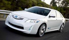Toyota Camry 2014.