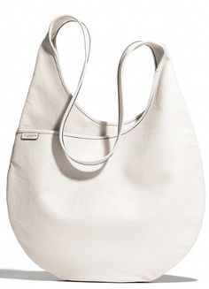 #white leather Coach sling bag http://rstyle.me/n/k2chmr9te