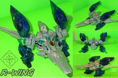 starfox transformer   Heavy/Scratch: Starfox Custom: Autobot R-Wing - TFW2005 - The 2005 ...