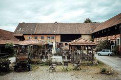 außergewöhnliche Hochzeitslocation in NRW umringt von ...