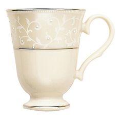 Lenox Pearl Innocence Accent Mug - 6134340