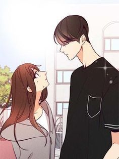 Love at First Sight 45 chapter's 🦄 Manhwa, Read Manga Online Free, Monster Names, Cute Romance, Anime Couples Manga, Slice Of Life, I Got Married, New Chapter, Love At First Sight