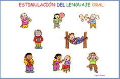 Recopilación de actividades para estimular el lenguaje oral - Atendiendo Necesidades Speech Therapy, How To Plan, Comics, Logos, School, Kids, Ideas Para, Music, Spanish