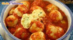 Le polpette di ricotta sono un piatto povero contadino, di grande sapore e genuinità, dove la ricotta sostituisce la carne per formare delle appetitose e nutrienti polpette in umido. Qui la #ricetta: http://ricette.giallozafferano.it/Polpette-di-ricotta-col-sugo.html #GialloZafferano #ricette #regionali #Calabria