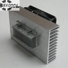 SXDOOL Cooling!DIY peltier air condition refrigeration system/Cooling system heatsink Peltier cooler #Affiliate