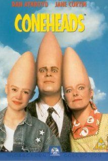 Coneheads Danny Aykroyd, Chris Farley, Jane Curtin star in this great family film that is Timeless. Get to know the Coneheads! 90s Movies, Great Movies, Movies To Watch, Comedy Movies, Throwback Movies, Awesome Movies, Chris Farley, Love Movie, Movie Tv
