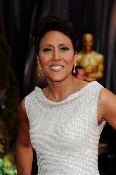 Robin Roberts...such a beautiful person.