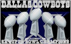 dallas cowboys super bowls images - Google Search