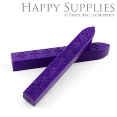 Hey, I found this really awesome Etsy listing at https://www.etsy.com/listing/160957935/2pcs-purplish-blue-wax-stick-for-wax
