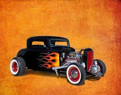 Photograph 1932 Ford by Bob Jensen on 500px