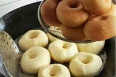 Обалденные пончики с начинкой или без тают во рту - Я Люблю Готовить
