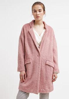 MAX&Co. CONTRADA - Classic coat - dusty rose for with free delivery at Zalando Max Co, Dusty Rose, Nike Air Max, Autumn Fashion, Fall Winter, Knitting, Sweaters, Free Delivery, Tricot