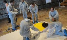 Coloplast > Active Painting   Team Building Verona, Milano, Roma, Firenze ...