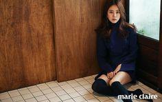 Baek Jin Hee in Marie Claire Korea November 2016 Korean Actresses, Korean Actors, Baek Jin Hee, Becoming An Actress, Korean Entertainment, Marie Claire, Short Legs, Pride And Prejudice, Actor Model