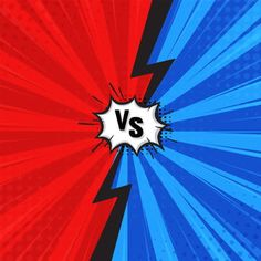 Pop Art Red And Blue Background Speed Line Retro Comic Rays Illustration Red Background, Banner Background Images, Background Drawing, Cartoon Background, Vector Background, Background Patterns, Banner Do Youtube, Youtube Banner Design, Retro Vector