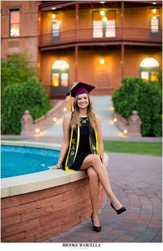 arizona state university, college senior photos, brooke marcella photography