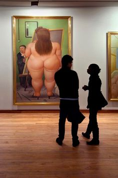 The Botero Museum in Bogota.