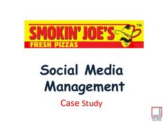 Standing up to Domino's on social media [slideshare] social-media-for-a-pizza-chain by Social Squared via Slideshare