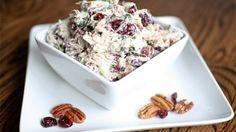 Cranberry Pecan Chicken Salad