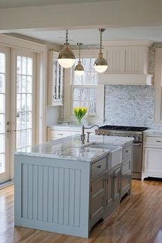 Kitchen Island With Sink kitchen island with sink and dishwasher and seating — kitchen