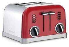 One Kings Lane - Style Forecast - 4-Slice Metal Toaster