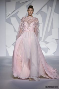Abed Mahfouz Haute Couture fall-winter  2012-2013