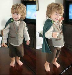 image drole - Bébé Hobbit