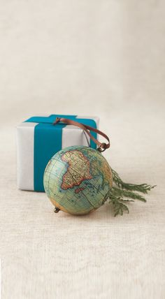 Handmade, this heirloom-quality ornament arrives ready to give in a beautiful gift box.