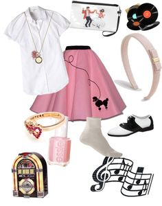 """""""Rock all night"""" by mchankins ❤ liked on Polyvore"""