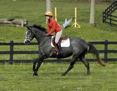 Jim Wofford: Design a Horse Fitness Plan for Eventing. Help your horse feel as good at the end of cross country as he does at the beginning with a solid horse fitness plan.