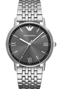 4fc3a9181c9 Relógio Empório Armani AR11068 1PN Prata