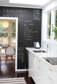 Obviamente quieres tener una pared así en tu casa.