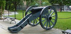 Revolutionary war cannon 1