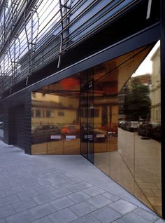 Herzog & de Meuron . Herrnstrasse Building . Munich (12)