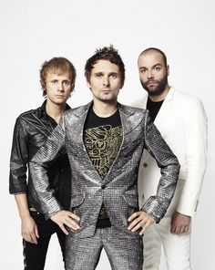 MUSE : MUSE Photo Session The Resistance 2010