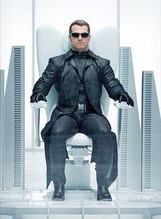 Resident Evil Afterlife Albert Wesker - this guy, so great
