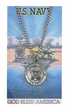 Navy Prayer Card Set