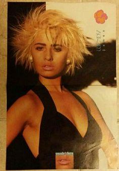 Wendy James, Transvision Vamp, 80s Makeup, 80s Pop, Boudoir Photos, Celebs, Celebrities, 80s Fashion, 1980s